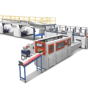 A4,A3 size manufacturing paper cutting and packing machine
