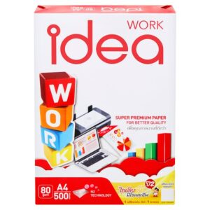 Idea Work copy paper 80gsm