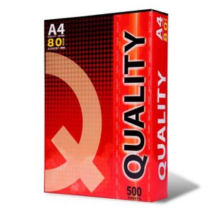 Quality Red Copy Paper A4 80gsm